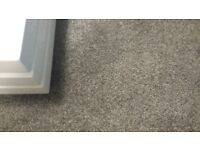 Viceroy grey/silver carpet only three weeks old 3.5x4m purchased from carpetright for £429 sell £120