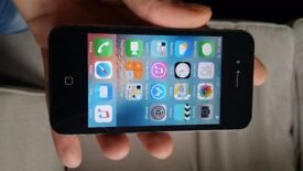 Iphone 4s 16gb mint condition only thing is it dont turn off