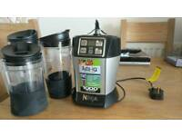 Nutri Ninja Blender with Auto-IQ and 3 Smoothie Cups