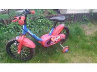 "14""Decathlon bike good condition £25"