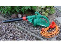 Black and Decker leaf blower
