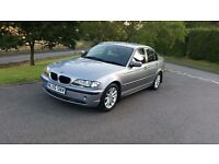 2005 BMW 3 Series 2.0 320d ES with 12mths MOT