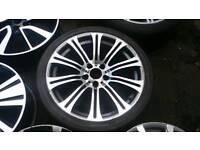 BMW 19 INCH M3 STYLE SINGLE ALLOY WHEEL E90 E92 5X120