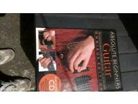 Learn to play guitar book with cd