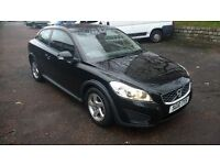 volvo c30 s 1.6 petrol manual 2010 10 plate metallic black alloys