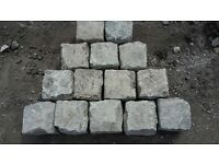 wanted reclaimed cobbles/setts