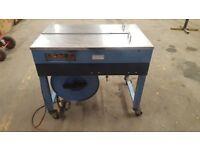 Semi Automatic Box Strapping / Banding Table Machine