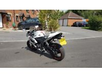 Great bike, low miles, one off colours, cat c but repaired by crescent suzuki