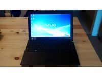 Sony Vaio X-Series 3G, VPCX13C7E, PCG-21111M (rare, collectible and ultra-mobile)