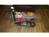 Star wars electric scooter