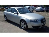 AUDI A6 SE TDI NAV DIESEL TOP CONDITION PERFECT RUNNER ONLY 79K MILEAGE WARRANTY IS AVAILABLE
