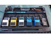BOSS BCB-60 with pedals