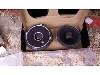 Car 2 way Speakers JBL-GTO628 (180Watts) 6-3/4