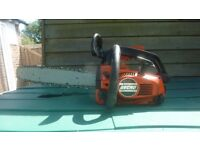Echo 34cc top handle professional chainsaw
