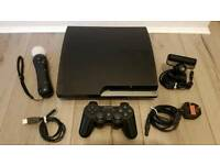 Ps3 + move bundle (may swap for a phone or tv)