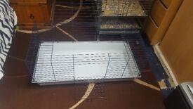 Indoor cage 100x50x45cm