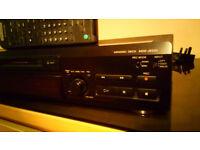 Sony MDS-JE520 Minidisc Deck with Remote