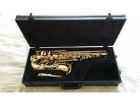 Selmer SA80 alto saxophone