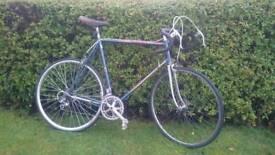 58cm Peugeot Road Bike