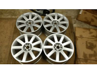 "18"" Alloy Wheels - Audi / VW / Skoda / Seat"