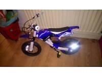 Brand new 12 inch boys bike