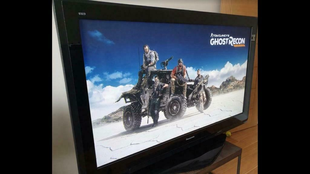"""58""""PANASONIC PLASMA TV AND SMART FREE VIEW PLAY RECORDER WITH SMART APPS 
