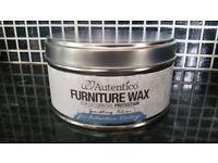 Authentico sparklibg silver wax