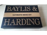 NEW Sealed Baylis And Harding Pepper And Ginseng Mens Ultimate Kit