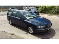 Volvo V70 2.4 Turbo Estate 7 Seater 181,000 Miles Tax & M.O.T Till Mid 2018 Cheap Bargain
