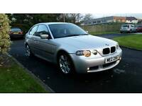 Part ex / Swap - 2004 BMW 318Ti M sport compact with only 79k miles - Ballymena