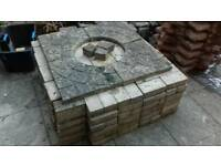Paving blocks/bricks