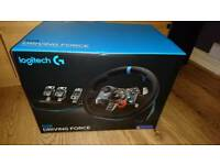 Logitech g29 ps4
