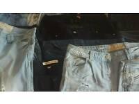 Ladies jeans sizes 16 to20
