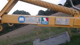Crane Forks Adjustable