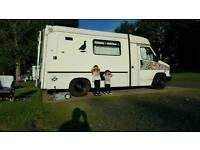 Talbot express converted campervan