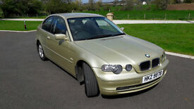 Mar 2002 BMW 3 Series SE COMPACT **Very low mileage for year**