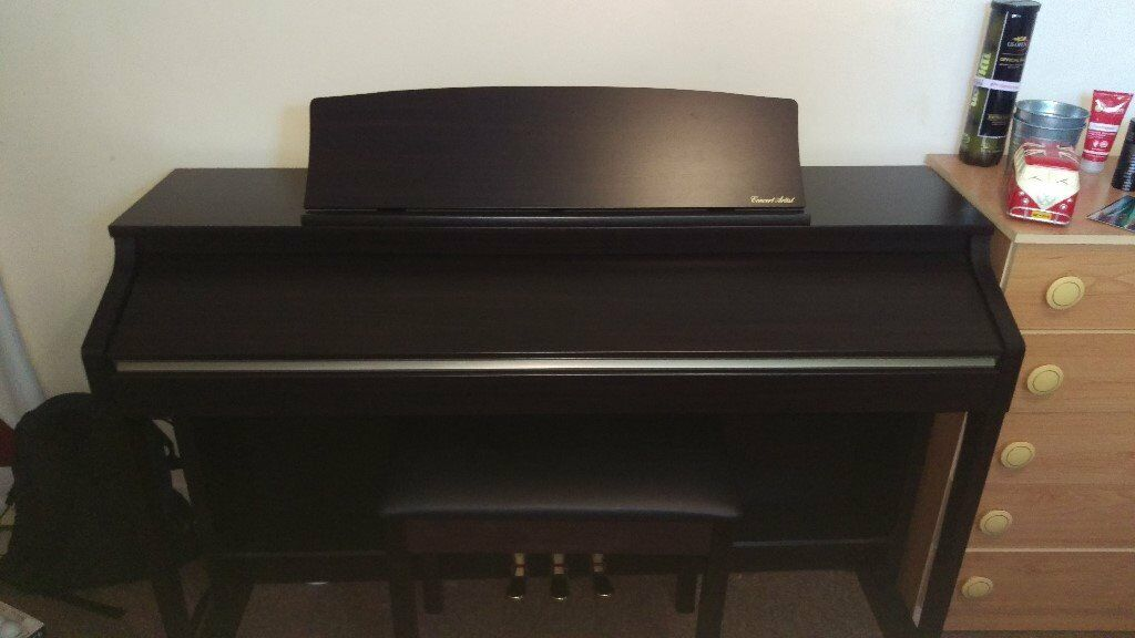kawai ca 17 digital piano in vauxhall london gumtree. Black Bedroom Furniture Sets. Home Design Ideas