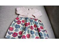 Mamas & Papas Dress 0 to 3 month