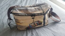 Paul Smith 'Mini Crane' Flight Bag - Men's - Perfect Condition