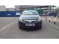 2007 Vauxhall Corsa 1.4 i 16v SXi 5dr Hatchback 12 MONTHS MOT SERVICE HISTORY