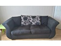 3 Seater Cushion Back Settee