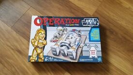 Star Wars operation kids game