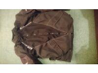 Rayven motorcycle jacket