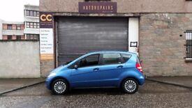 1500 GBP, Mercedes A150 model 2007, no VAT, 97000 mileage, MOT 16/08/18, full sevice,