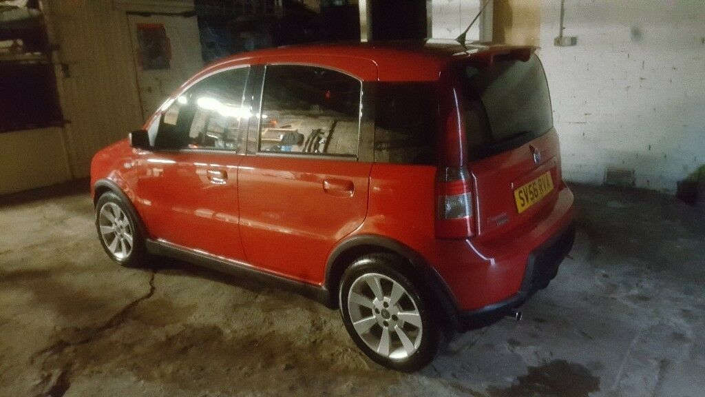 Fiat Panda 100hp 1.4 16v 6 speed. Punto Clio Corsa Focus Polo Golf Yaris Mini 207 107 c2 c3 Fiesta