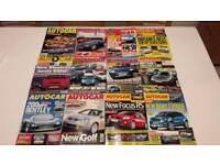 Autocar Magazines 1995-2014