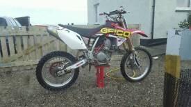 Honda crf150r 2013 *SWAPS ONLY* not yz yzf cr kx kxf sx sxf rm rmz
