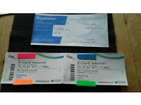 Pair of Richard Ashcroft tickets for Birmingham on 20th April 2017