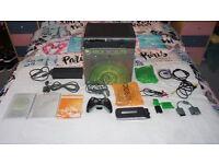 Xbox 360 Elite & 37 Games