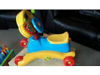 Vtech ride and go